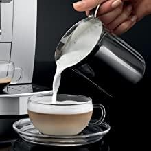 DeLonghi-esam3300-magnifica-super-automatic-espresso-machine-manual-frother