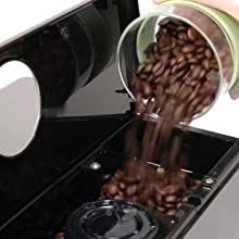 Gaggia-Anima-Prestige-automatic-espresso-machine-hopper-bypass-doser