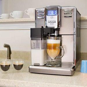 Gaggia-Anima-Prestige-automatic-espresso-machine-perfect-fit-into-small-office-breakroom