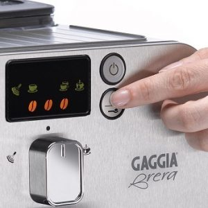 Gaggia-Brera-customize-your-coffee-length-and-strength