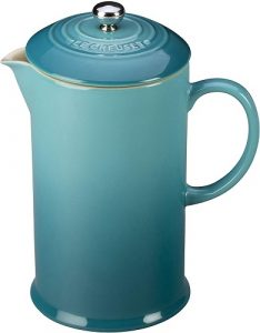 Le-Creuset-Stoneware-French-Press-high-fired-stoneware-with-glossy-enamel-glazing