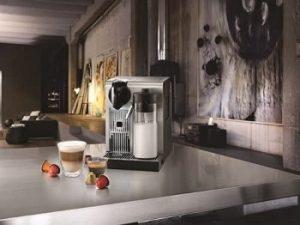Nespresso-lattissima-pro-coffee-and-espresso-machine-by-deLonghi-beautiful-design-for-countertop