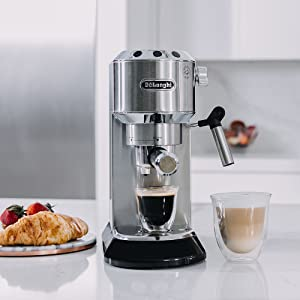 Stainless Steel Expresso machine for under 300 dollars