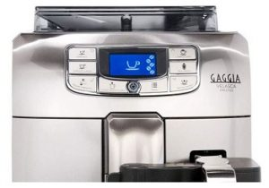 Gaggia-Velasca-Prestige-Espresso-Machine-stylish-LCD-display